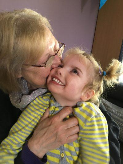 Anna en grootmoe
